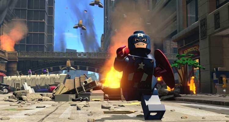 LEGO Marvel Avengers Recensione 03