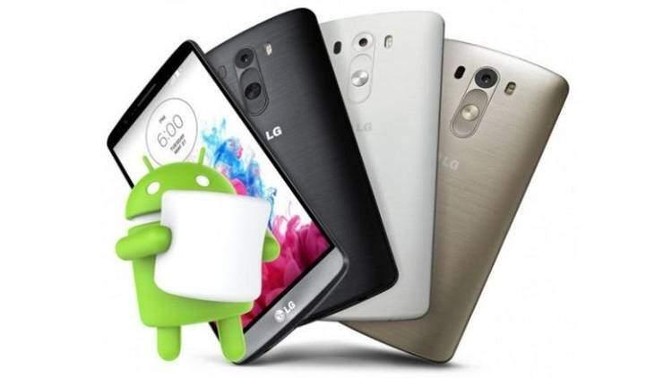 LG G3, Android 6.0 Marshmallow rilasciato per il 15 Febbraio?