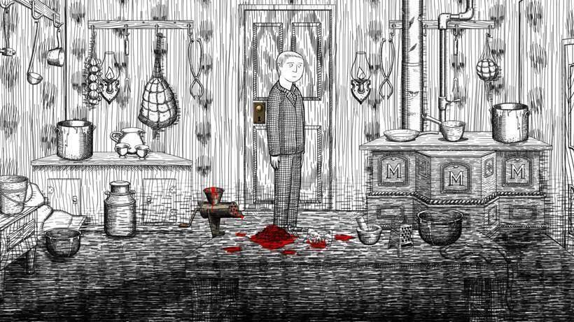 Neverending Nightmares arriverà su PlayStation 4 e PlayStation Vita