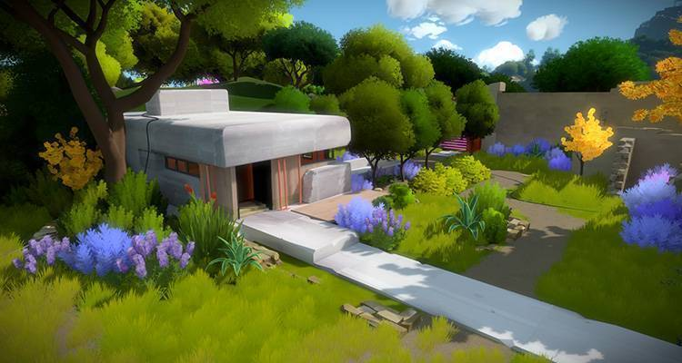 The Witness recensione 04