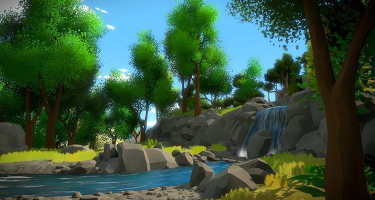 The Witness recensione