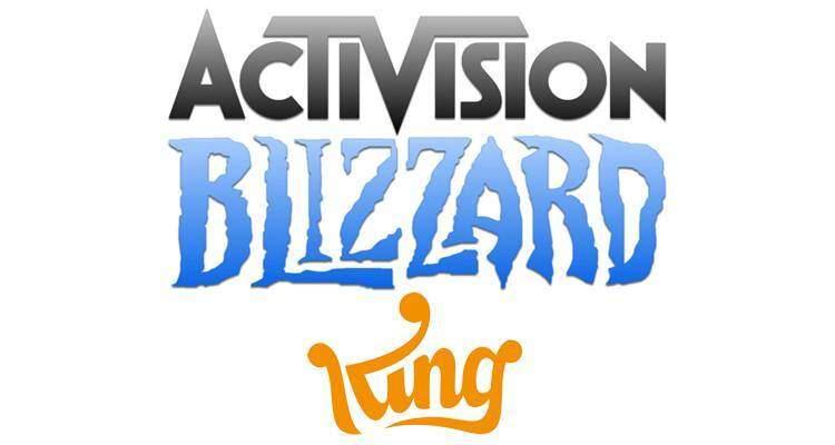 activision blizzard king candy crush saga