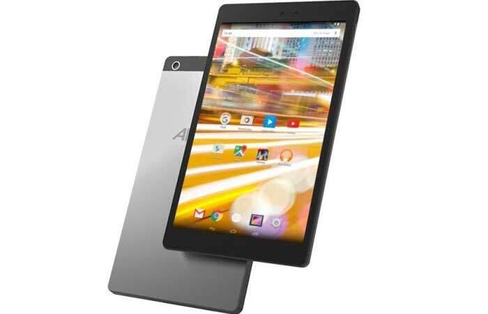 Archos Oxygen: ufficiali 3 nuovi tablet, saranno al MWC 2016