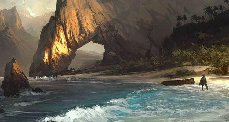 Uncharted 4 ha rubato una concept art a Assassin's Creed
