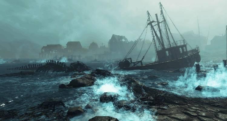 fallout 4 dlc season pass far harbor