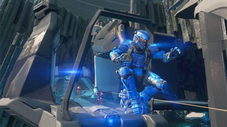 Halo 5 Guardians avrà la modalità survival Firefight
