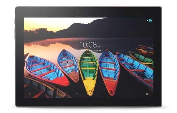 Lenovo Tab3, nuovi tablet Android economici al MWC 2016: specifiche e prezzi!