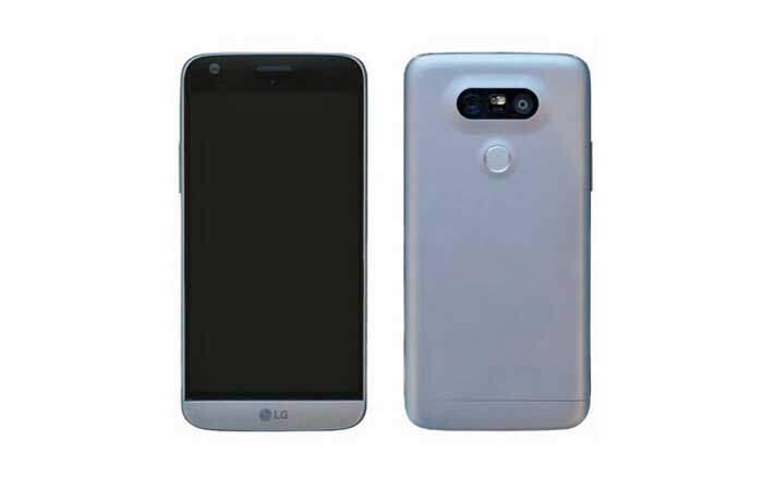 LG G5, emerse nuove immagini e aperta pagina teaser
