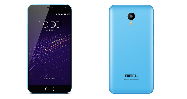 Meizu M2 Note in offerta su Amazon a 179€ in tutte le colorazioni!