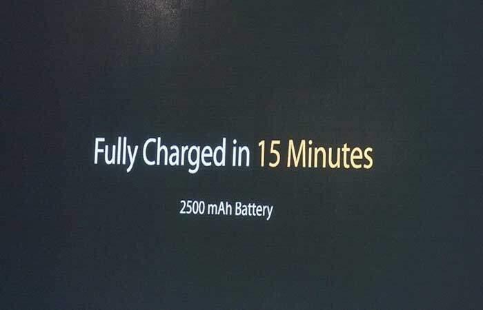 Oppo svela tecnologia Super VOOC: ricarica fulminea per la batteria