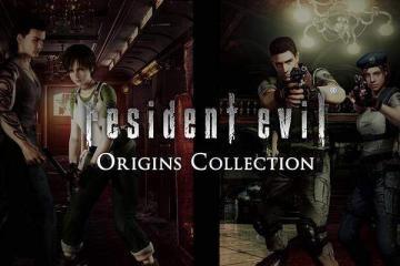 resident evil origins collection recensione