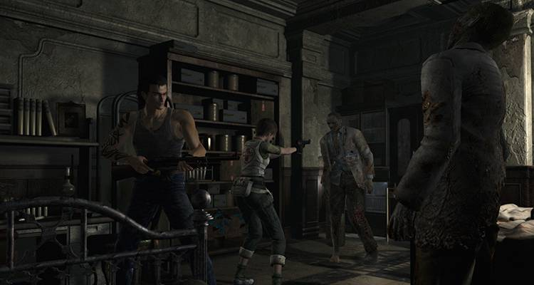 resident evil origins collection recensione 01