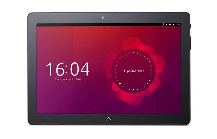 Tablet Ubuntu, primo in arrivo: si trasformerà in un PC