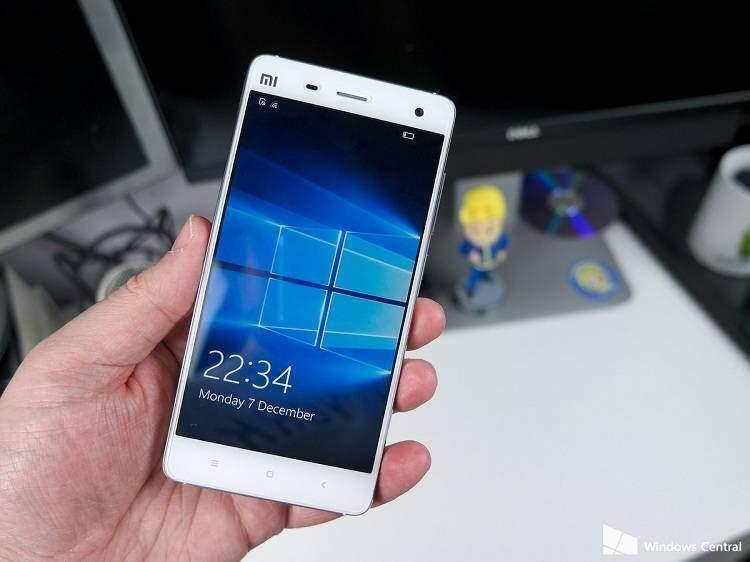 Windows 10 Mobile, arriva anche su OnePlus 2, 3 e Xiaomi Mi5?