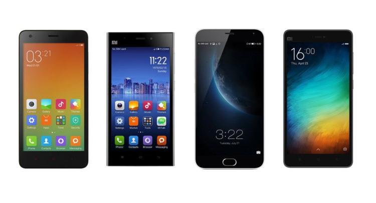 Xiaomi e Meizu diventano globali: negli USA disponibili alcuni device