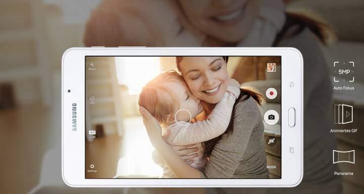 Samsung Galaxy Tab A (2016) appare sul sito ufficiale