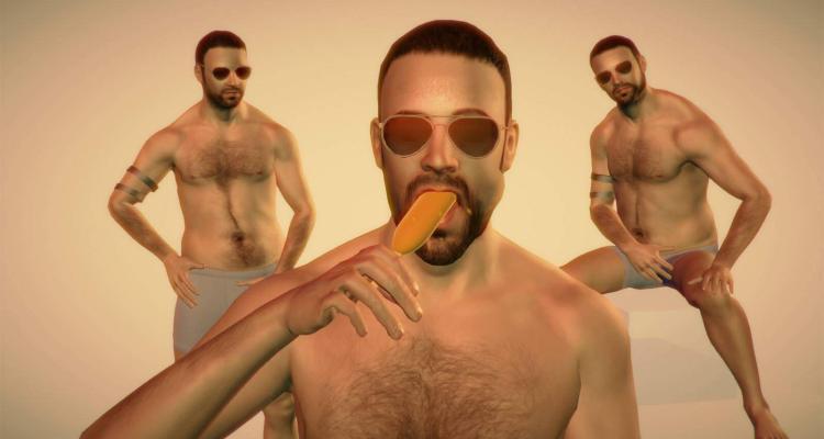Robert Yang succulent sesso videogiochi