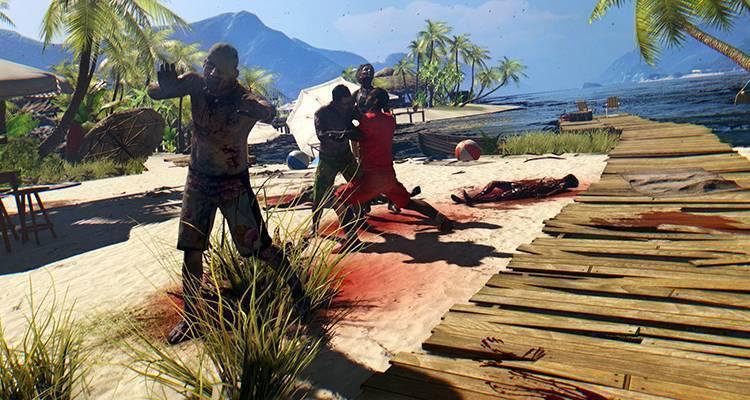 Dead Island PS4 Xbox One