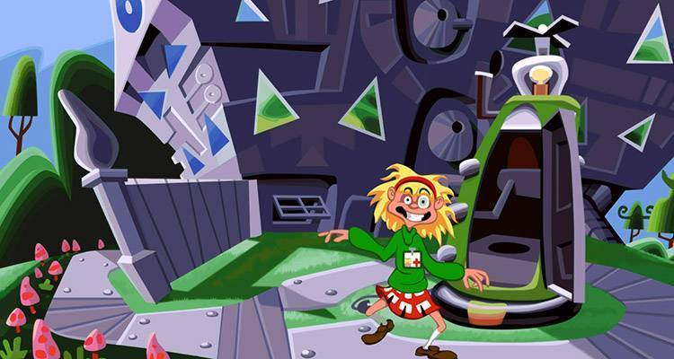 Day of the Tentacle Remastered Recensione 04