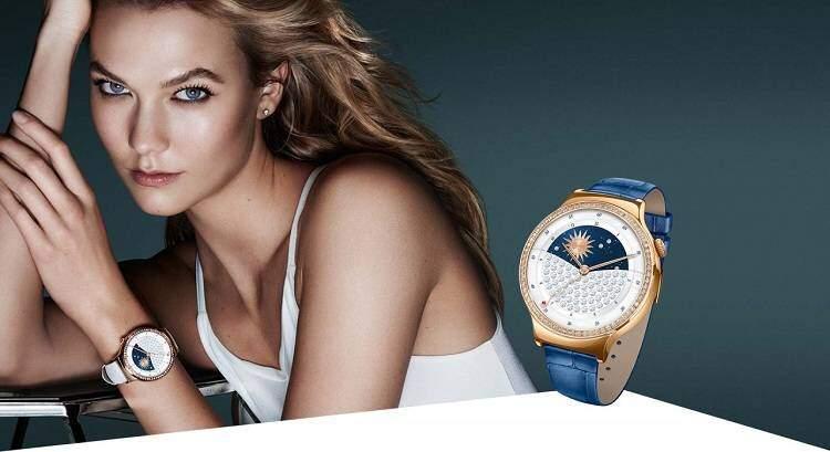 Huawei Watch, spuntano le varianti femminili