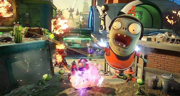 Plants vs Zombies Garden Warfare 2 Recensione 02