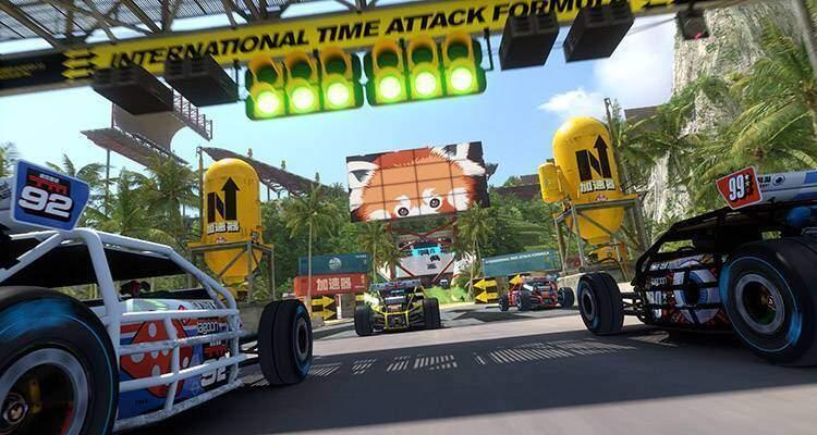TrackMania Turbo Recensione 02