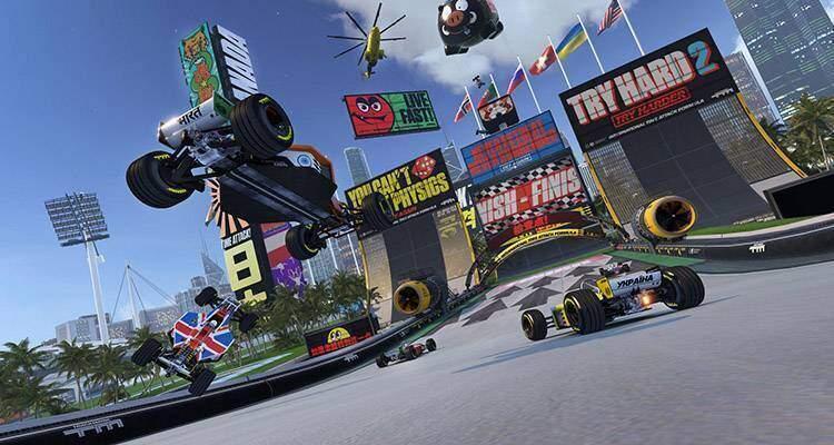 TrackMania Turbo Recensione 04