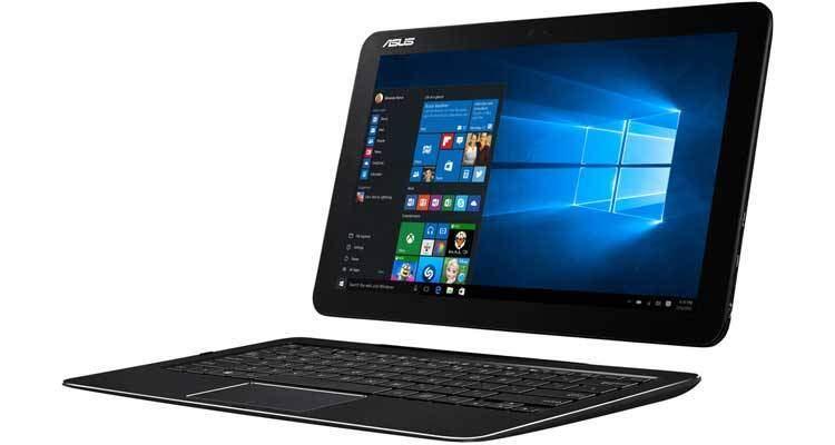 ASUS T300CA: specifiche ed immagini ufficiali del nuovo tablet Windows 10