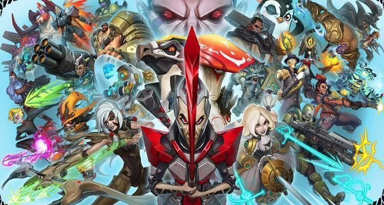 Battleborn: potete già scaricare la Beta aperta