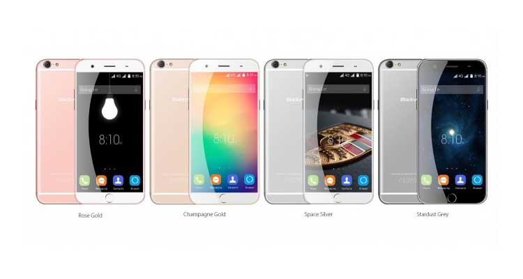 Blackview Ultra Plus: ufficiale clone economico di iPhone 6s Plus
