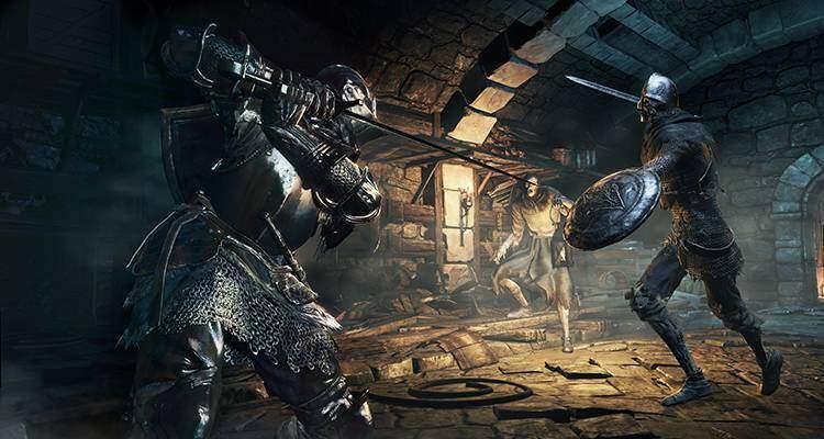 Dark Souls 3: nuovo video gameplay della versione PS4