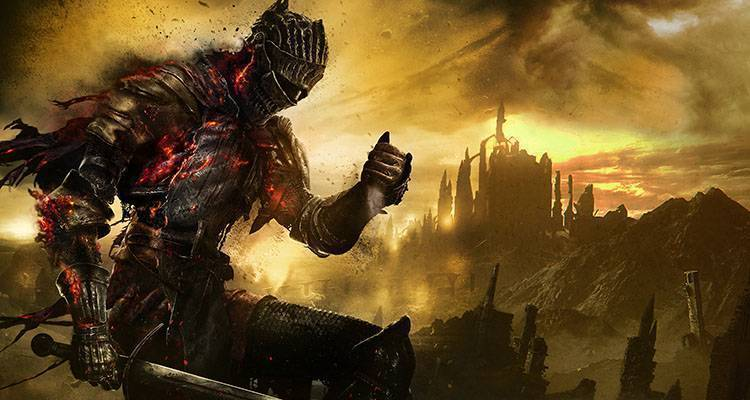 dark souls 3 fromsoftware
