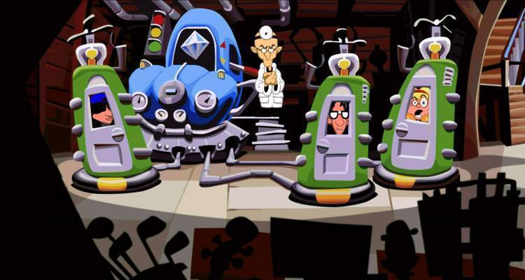 Day of the Tentacle torna il 22 marzo con Maniac Mansion