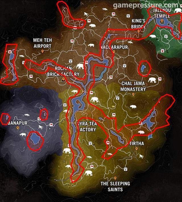 far cry 4 mappa primal