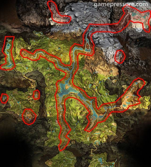 far cry 4 mappa primal