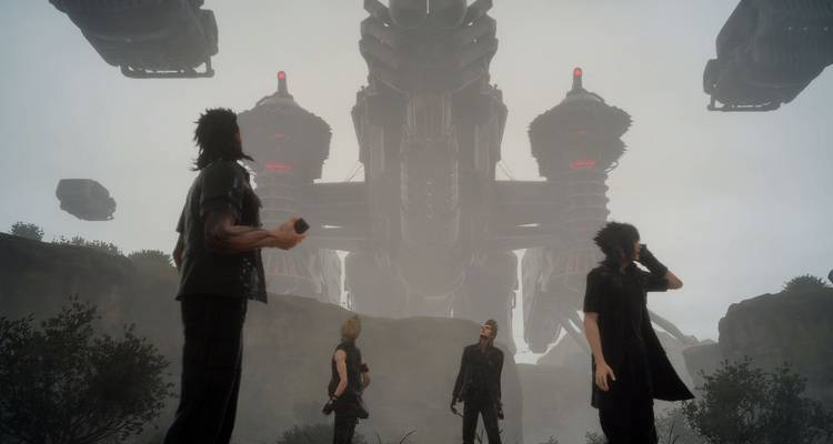 Unconvered Final Fantasy XV in sintesi