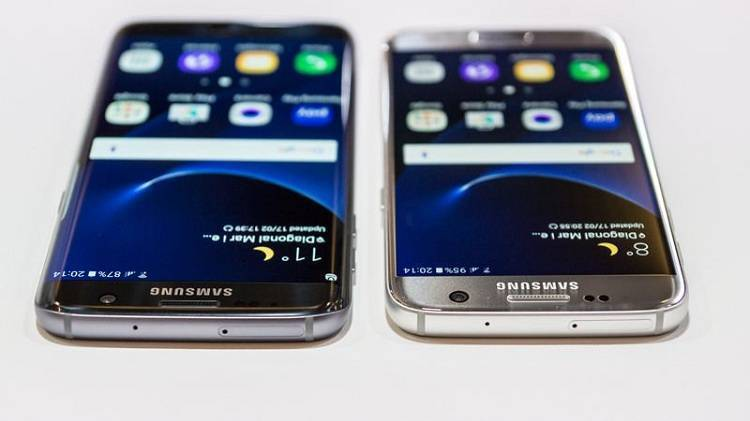 Samsung Galaxy S7 e S7 Edge, preordini da record