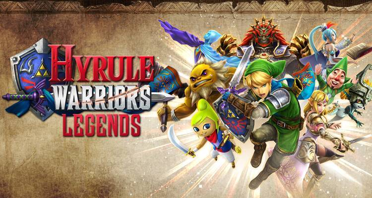 Hyrule Warriors Legends: dettagli, Season Pass e DLC anche per Wii U