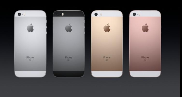 Apple presenta il nuovo iPhone SE da 4 pollici. Si parte da 399$