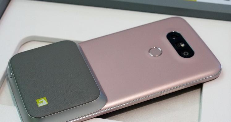 LG G5 si fa vedere nel suo primo spot commerciale