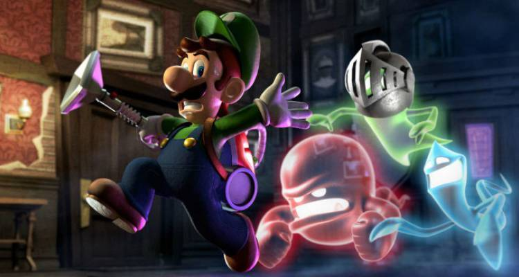 "Luigi's Mansion su NX ""provocherà litigi su internet"""