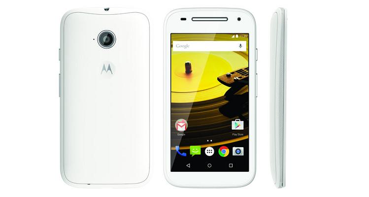 Motorola Moto E (2015) riceve Android Marshmallow in Italia