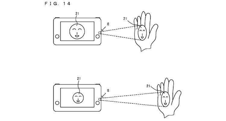 Nintendo NX: funzioni in stile Kinect in tre brevetti