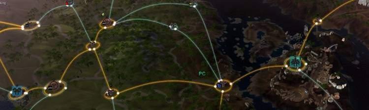 nodes black desert online