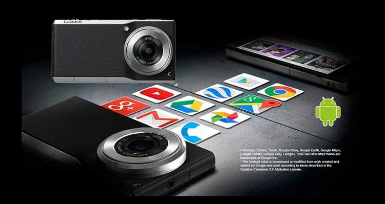 Panasonic è al lavoro su una fotocamera digitale con Android?