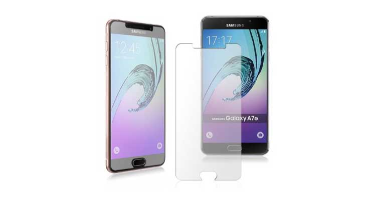 Le migliori pellicole Samsung Galaxy A3, A5 e A7 (2016)