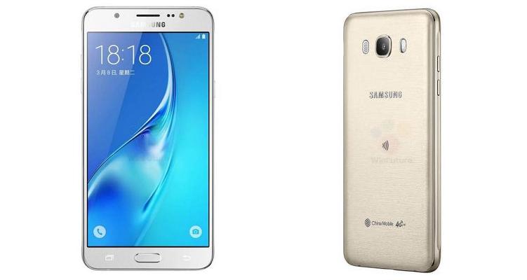 Samsung Galaxy J7, eccolo nelle prime immagini ufficiali