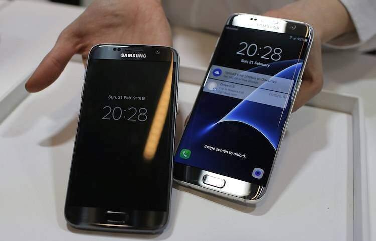 Samsung Galaxy S7 e S7 Edge, spunta un bug che blocca i tasti fisici