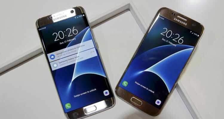 Samsung Galaxy S7: preordini calati rispetto a Galaxy S6