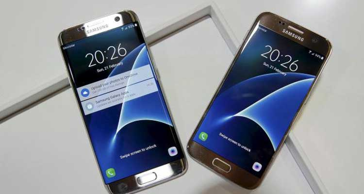 Samsung Galaxy S7 e S7 Edge: WiFi sharing e Quick Charge 2.0